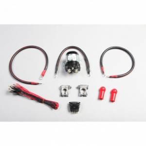 Engine Parts - Engine Wiring - Rugged Ridge - Rugged Ridge Dual Battery Relay; Jeep Cherokee/Wrangler XJ/YJ