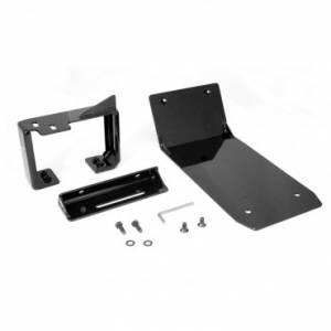 Exterior Accessories - Armor & Protection - Rugged Ridge - Rugged Ridge Evaporative Canister Skid Plate (2012-15) Jeep Wrangler JK