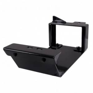 Exterior Accessories - Armor & Protection - Rugged Ridge - Rugged Ridge Evaporator Tank Skid Plate (2007-11) Jeep Wrangler JK