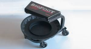 Tools - Stools and Seats - TraXion Engineered Products - TraXion ProGear BigFoot Roll Seat