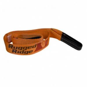Tools - Ratchet Staps & Tie-Downs - Rugged Ridge - Rugged Ridge Tree Trunk Protector 3 Inch x 6 feet