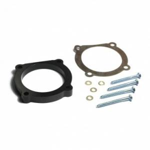 Engine Parts - Throttle Body Spacers - Rugged Ridge - Rugged Ridge Throttle Body Spacer (2012-15) Jeep Wrangler JK, 3.6L
