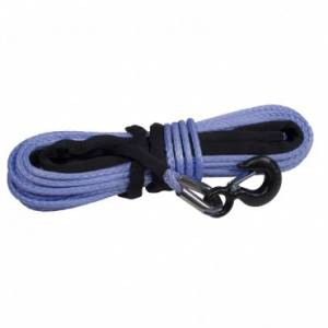 Winches - Winch Accessories & Parts - Rugged Ridge - Rugged Ridge Synthetic Winch Line, 11/32 Inch X 100 feet