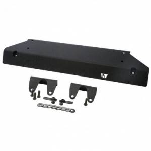 Exterior Accessories - Armor & Protection - Rugged Ridge - Rugged Ridge Steering Component Skid Plate (20007-15) Jeep Wrangler JK
