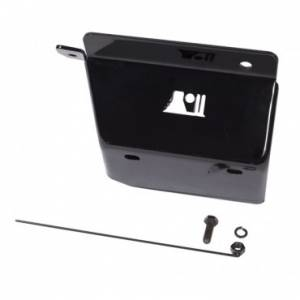 Exterior Accessories - Armor & Protection - Rugged Ridge - Rugged Ridge Steering Box Skid Plate (1997-06) Jeep Wrangler TJ