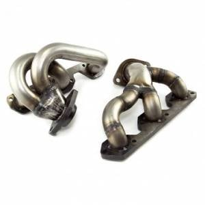 Engine Parts - Exhaust Manifolds - Rugged Ridge - Rugged Ridge Stainless Steel Header (2007-11) Jeep Wrangler JK, 3.8L