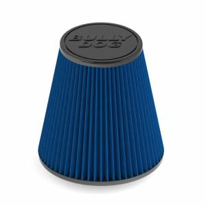 Air Filters - Aftermarket Style Replacement/Universal Air Filter - Bully Dog - Bully Dog Replacement Air Filter, Ford (1994-10) Power Stroke Diesel, (Bully Dog Kit #s 51103, 51105, 221102, & 221103 ; H&S Kit 502052 & 502050)