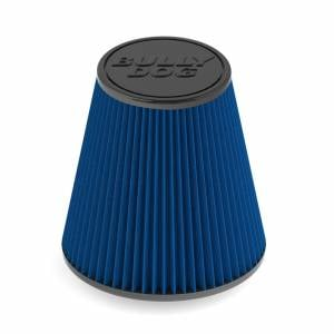 Bully Dog - Bully Dog Replacement Air Filter, Ford (1994-10) Power Stroke Diesel, (Bully Dog Kit #s 51103, 51105, 221102, & 221103 ; H&S Kit 502052 & 502050)