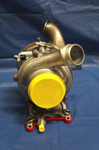 Turbos/Superchargers & Parts - Single Turbos - Ford Genuine Parts - Ford Motorcraft Turbo, Ford (2011-14) F-350, F-450, & F-550 6.7L Power Stroke Cab & Chassis (NEW Garret Turbo)