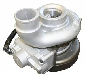 Turbos/Superchargers & Parts - Single Turbos - High Tech Turbo - High Tech Turbo HE351VE Turbo, Dodge (2007.5-12) 6.7L Cummins, 63mm 10 Blade (600hp)
