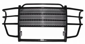 Brush Guards & Bumpers - Grille Guards - Tough Country - Tough Country Standard Brush Guard with Expanded Metal, Chevy (2015-16) 2500 & 3500 Silverado