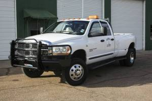 Tough Country - Tough Country Standard Traditional Front, Dodge (2006-09) 2500 & 3500 Ram & (06-09) 1500 MEGA CAB