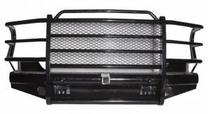 Tough Country - Tough Country Standard Traditional Front, Dodge (2010-15) 4500 & 5500 Ram