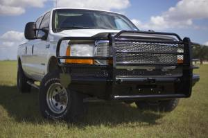 Tough Country - Tough Country Standard Traditional Front, Ford (1999-04) F-250, F-350, F-450, F-550 Super Duty & (00-04) Excursion