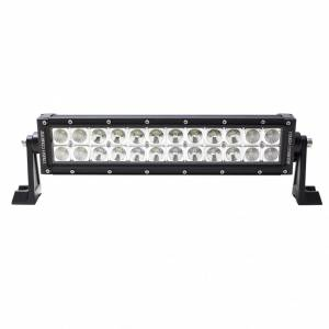 Off-Road Lighting - Dual Row LED Light Bars - Tough Country - Tough Country Torch LED Light Bar, 12""