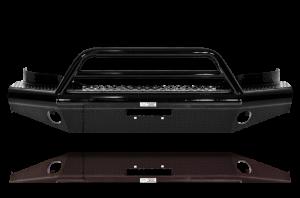 Tough Country - Tough Country Custom Apache Front Bumper, Chevy (2003-06) 1500 Silverado