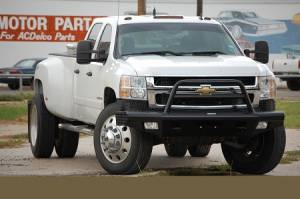 Tough Country - Tough Country Custom Apache Front Bumper Replacement, Chevy (2007.5-10) 2500 & 3500 Silverado