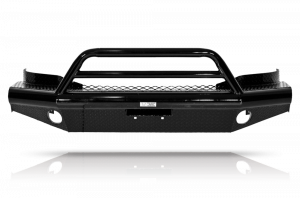Brush Guards & Bumpers - Front Bumpers - Tough Country - Tough Country Custom Apache Front Bumper, GMC (2003-06) 1500 Sierra