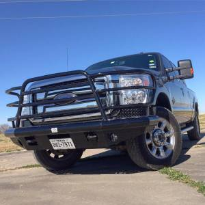 Tough Country - Tough Country Custom Deluxe Front Bumper, Ford (2011-16) F-250 & F-350 - Image 2