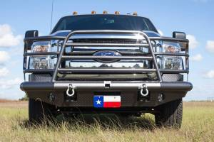 Tough Country - Tough Country Custom Deluxe Front Bumper, Ford (2011-16) F-250 & F-350 - Image 6