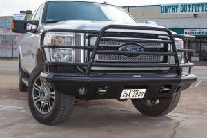 Tough Country - Tough Country Custom Deluxe Front Bumper, Ford (2011-16) F-250 & F-350 - Image 9