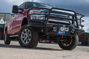 Tough Country - Tough Country Custom Deluxe Front Bumper, Ford (2011-16) F-250 & F-350 - Image 11