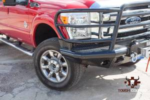 Tough Country - Tough Country Custom Deluxe Front Bumper, Ford (2011-16) F-250 & F-350 - Image 12