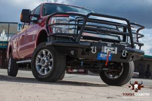Tough Country - Tough Country Custom Deluxe Front Bumper, Ford (2011-16) F-250 & F-350 - Image 14