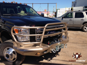 Tough Country - Tough Country Custom Deluxe Front Bumper, Ford (2011-16) F-250 & F-350 - Image 15