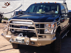 Tough Country - Tough Country Custom Deluxe Front Bumper, Ford (2011-16) F-250 & F-350 - Image 16