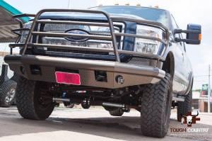 Tough Country - Tough Country Custom Deluxe Front Bumper, Ford (2011-16) F-250 & F-350 - Image 18