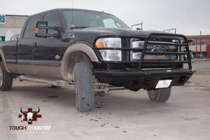 Tough Country - Tough Country Custom Deluxe Front Bumper, Ford (2011-16) F-250 & F-350 - Image 19