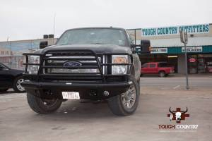 Tough Country - Tough Country Custom Deluxe Front Bumper, Ford (2011-16) F-250 & F-350 - Image 20