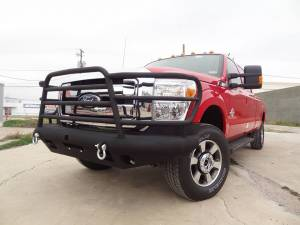 Tough Country - Tough Country Custom Deluxe Front Bumper, Ford (2011-16) F-250 & F-350 - Image 22