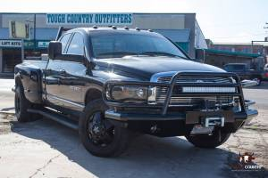 Tough Country - Tough Country Custom Deluxe Front Bumper, Dodge (2003-05) 2500 & 3500 - Image 2