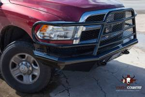 Tough Country - Tough Country Custom Deluxe Front Bumper, Dodge (2010-17) 2500 & 3500 - Image 4