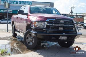 Tough Country - Tough Country Custom Deluxe Front Bumper, Dodge (2010-14) 4500 & 5500 - Image 7