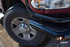 Tough Country - Tough Country Custom Deluxe Front Bumper, Dodge (2010-14) 4500 & 5500 - Image 6