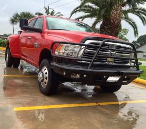 Tough Country - Tough Country Custom Deluxe Front Bumper, Dodge (2010-14) 4500 & 5500 - Image 2