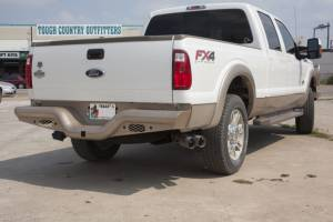 Tough Country - Tough Country Custom Deluxe Rear, Ford (1999-16) F-250, F-350, F-450 Super Duty