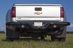 Tough Country - Tough Country Custom Dually Deluxe Rear, Chevy/GMC (2011-14) 3500 Silverado & Sierra
