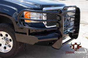 Tough Country - Tough Country Custom Traditional Front Bumper, Chevy (2003-07) 2500 & 3500 - Image 8