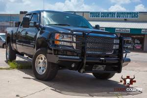 Tough Country - Tough Country Custom Traditional Front Bumper, Chevy (2003-07) 2500 & 3500 - Image 9