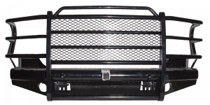 Tough Country - Tough Country Custom Traditional Front Bumper, Chevy (2003-07) 2500 & 3500 - Image 3