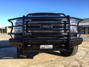 Tough Country - Tough Country Custom Traditional Front Bumper, Ford (2008-10) F-250 & F-350 Super Duty - Image 10