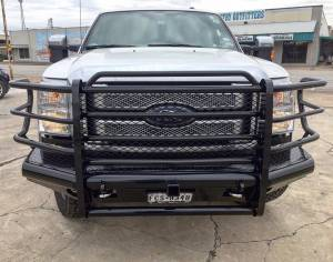 Tough Country - Tough Country Custom Traditional Front Bumper, Ford (2008-10) F-250 & F-350 Super Duty - Image 8