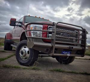 Tough Country - Tough Country Custom Traditional Front Bumper, Ford (2008-10) F-250 & F-350 Super Duty - Image 7