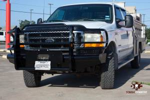 Tough Country - Tough Country Custom Traditional Front Bumper, Ford (2008-10) F-450 & F-550 Super Duty - Image 19