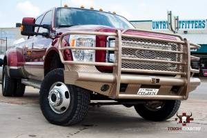 Tough Country - Tough Country Custom Traditional Front Bumper, Ford (2008-10) F-450 & F-550 Super Duty - Image 14