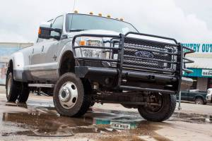 Tough Country - Tough Country Custom Traditional Front Bumper, Ford (2008-10) F-450 & F-550 Super Duty - Image 12